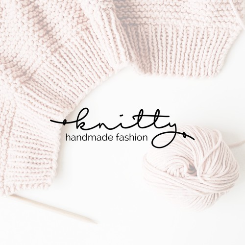 Knitwear Designs NEW LOGO BRANDING