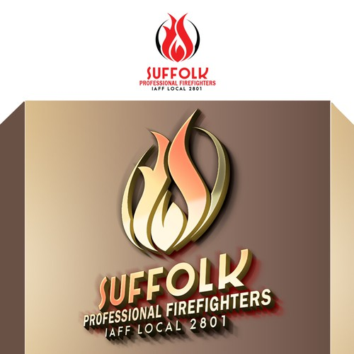 SUFFOLK Professional Firefighters