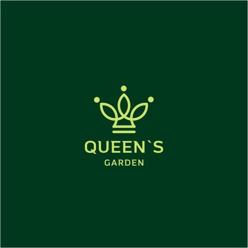 crown + leaf