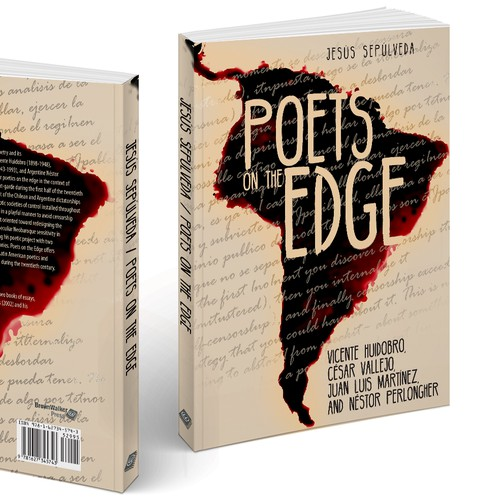 Book Cover about Poets on the Edge