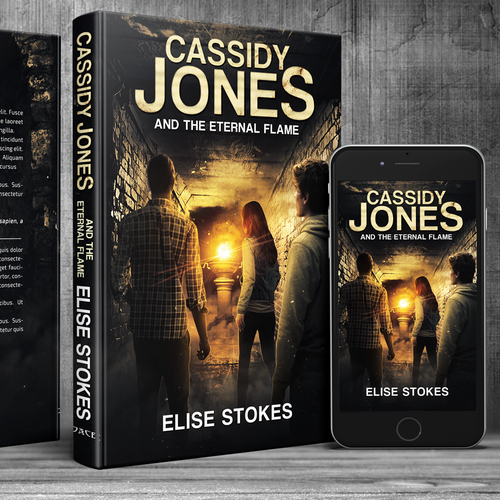 Cassidy Jones and the Eternal Flame