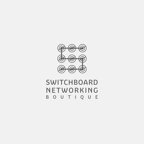 Logo Switchboard Networking Boutique