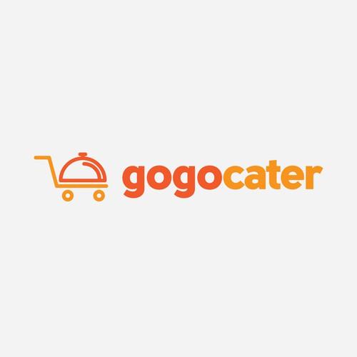 Gogocater Logo Concept