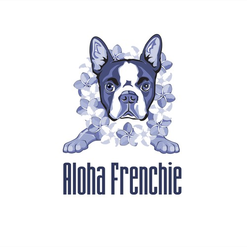 Design a Logo for Hawaiian French Bulldog Boutique