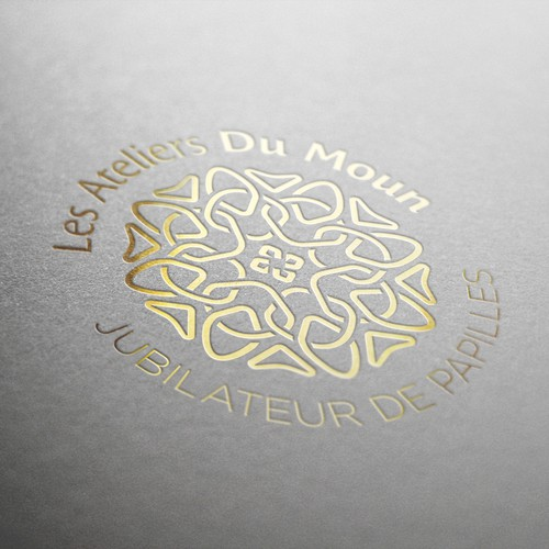 Logo design for french luxury restaurant