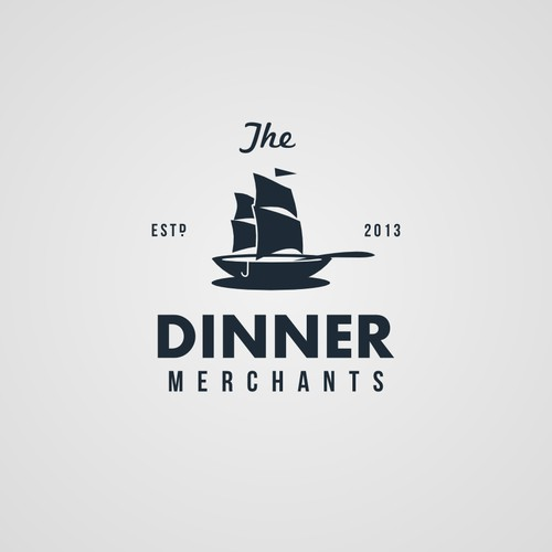 New logo wanted for The Dinner Merchants