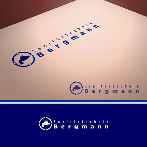 logo for sanitartechnik bergmann