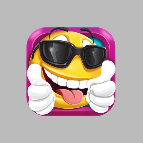 Icon for Emoji quiz game