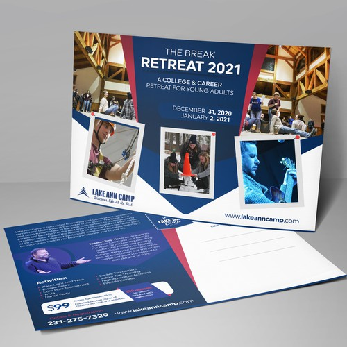 The Break Retreat 2021