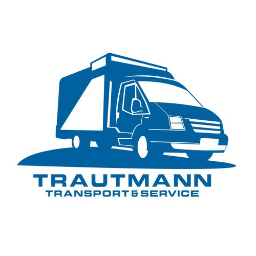 Logo concept for Transport and Service