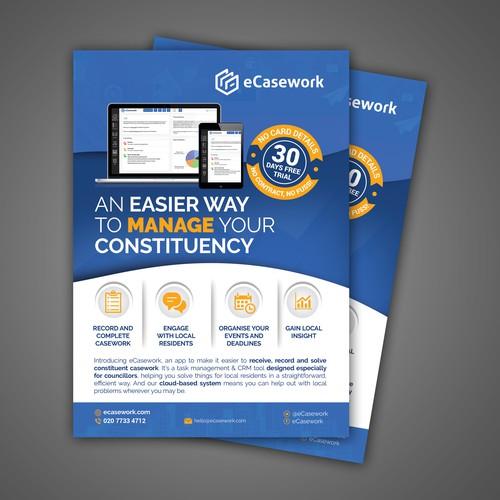 eCasework Flyer