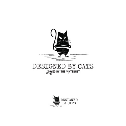 designed by cats