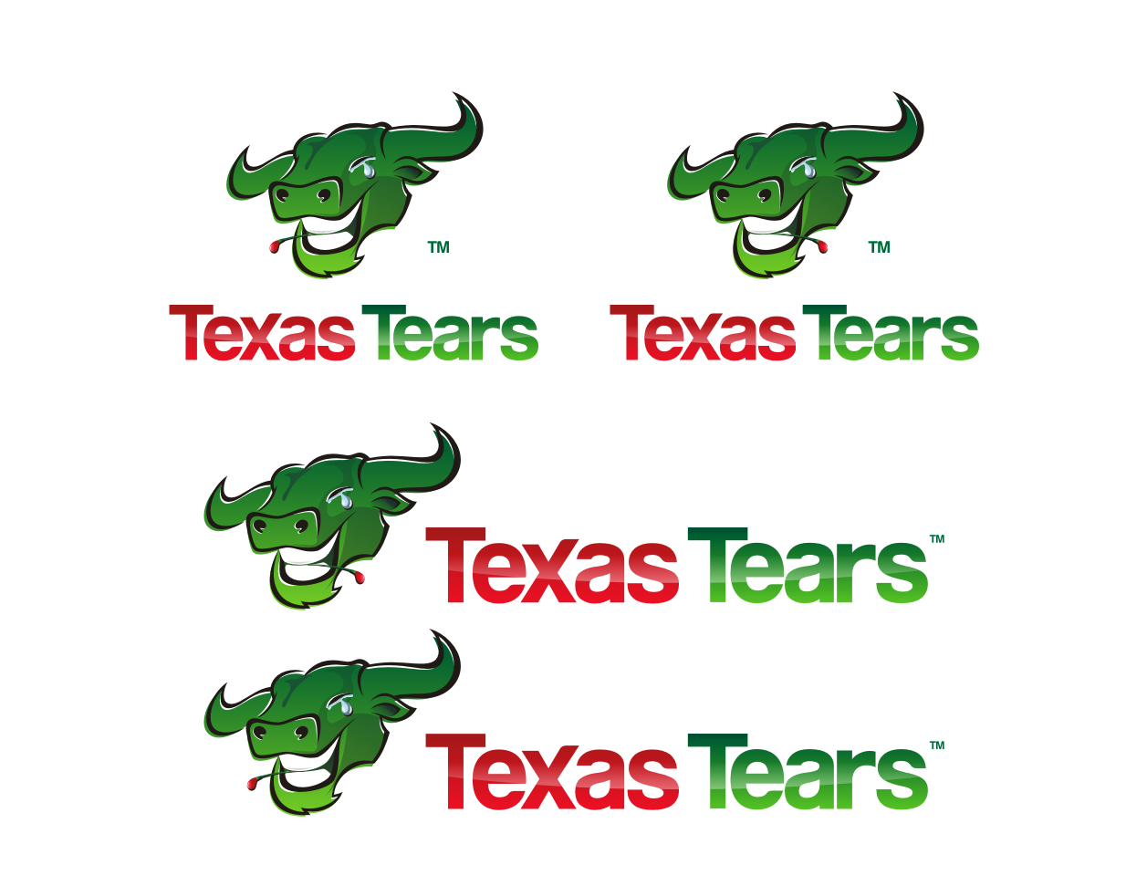 Logo - Texas Tears - Hot Sauce Company