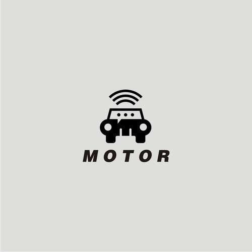 Motor is car