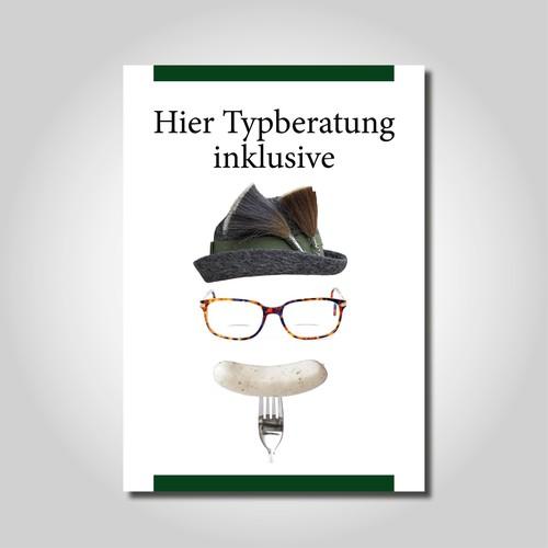 Poster Optiker