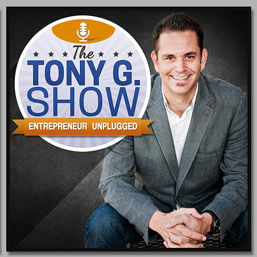 Podcast Cover/Logo For Tony G