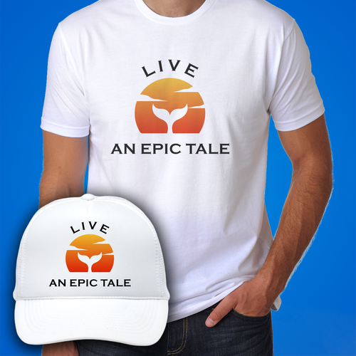 Logo for Live an epic tale
