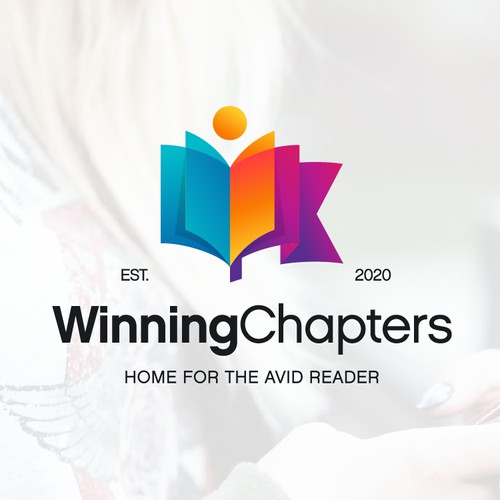Logo designs for Winning Chapters