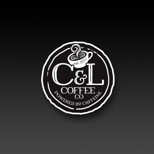 C&L Coffee Co logo