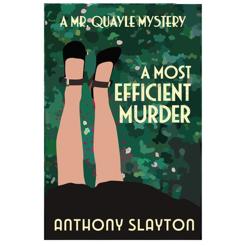 A Most Efficient Murder cover