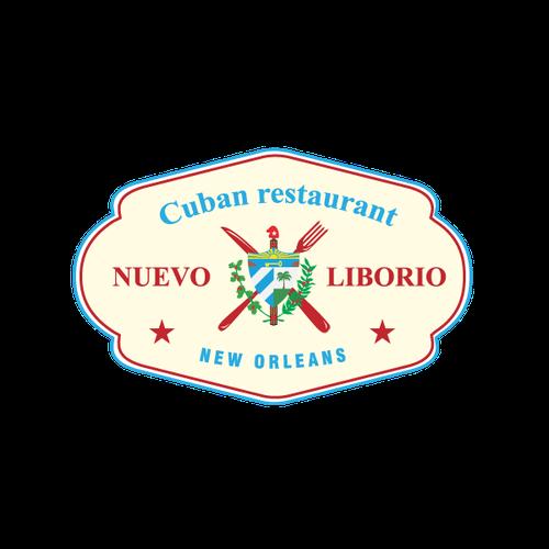Logo for the restaurant
