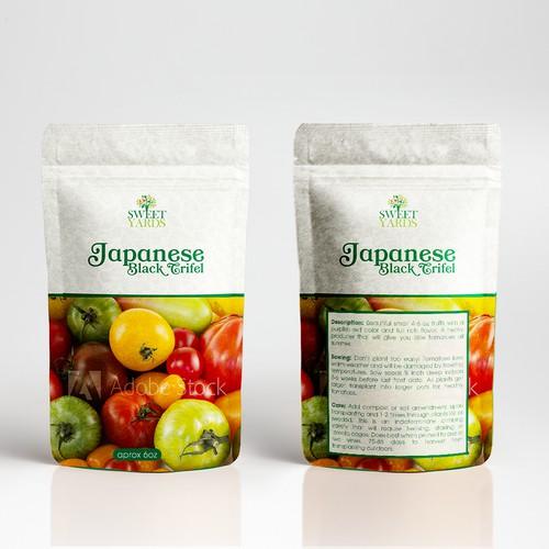 Seed Packaging