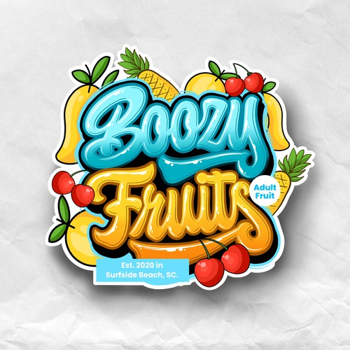 Boozy Fruits