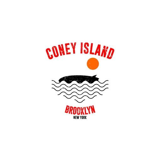 T-Shirt Design contest for Surf/Beach shop in Coney island, Brooklyn NY
