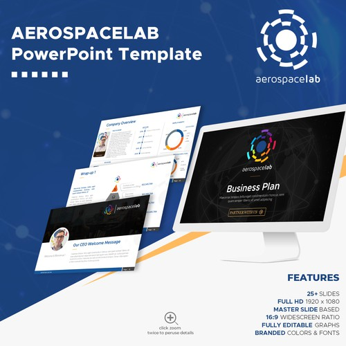 Investor Pitch for an Aerospatial Firm