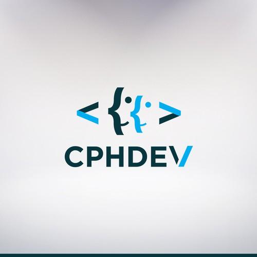 Winning logo design for CPHDEV