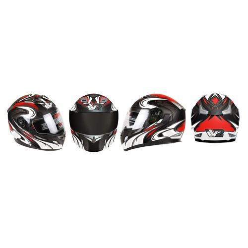 Design an Awesome Helmet to be seen everywhere!