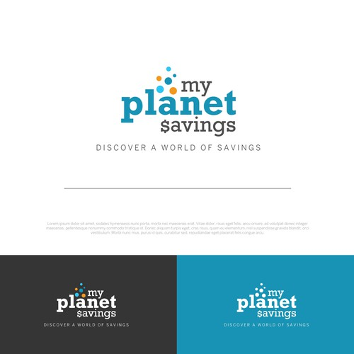 My Planet Savings logo