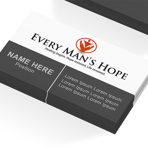 Every Man's Hope...a source of recovery from addiction.