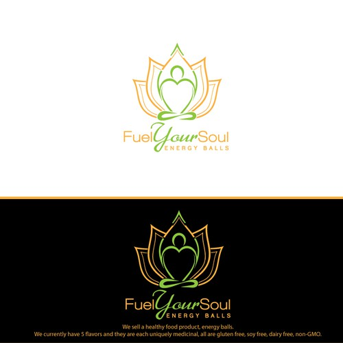 Fuel Your Soul energy ball