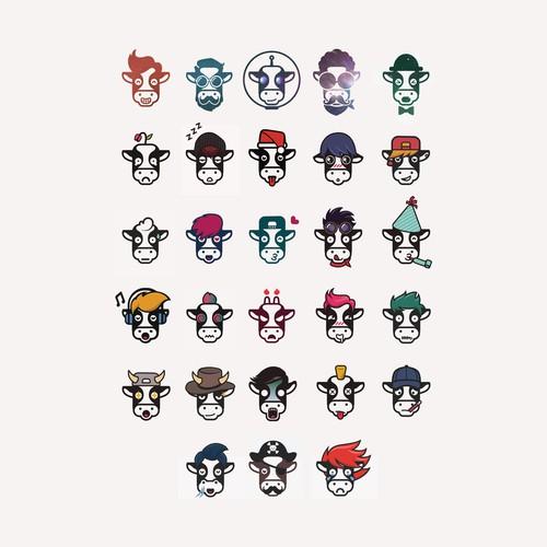 Emoticon Character Design