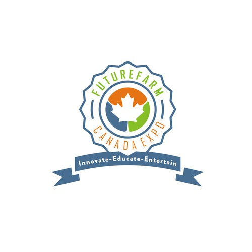 logo concept for an agriculture expo