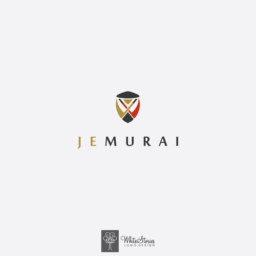 Creative logo concept for Jemurai