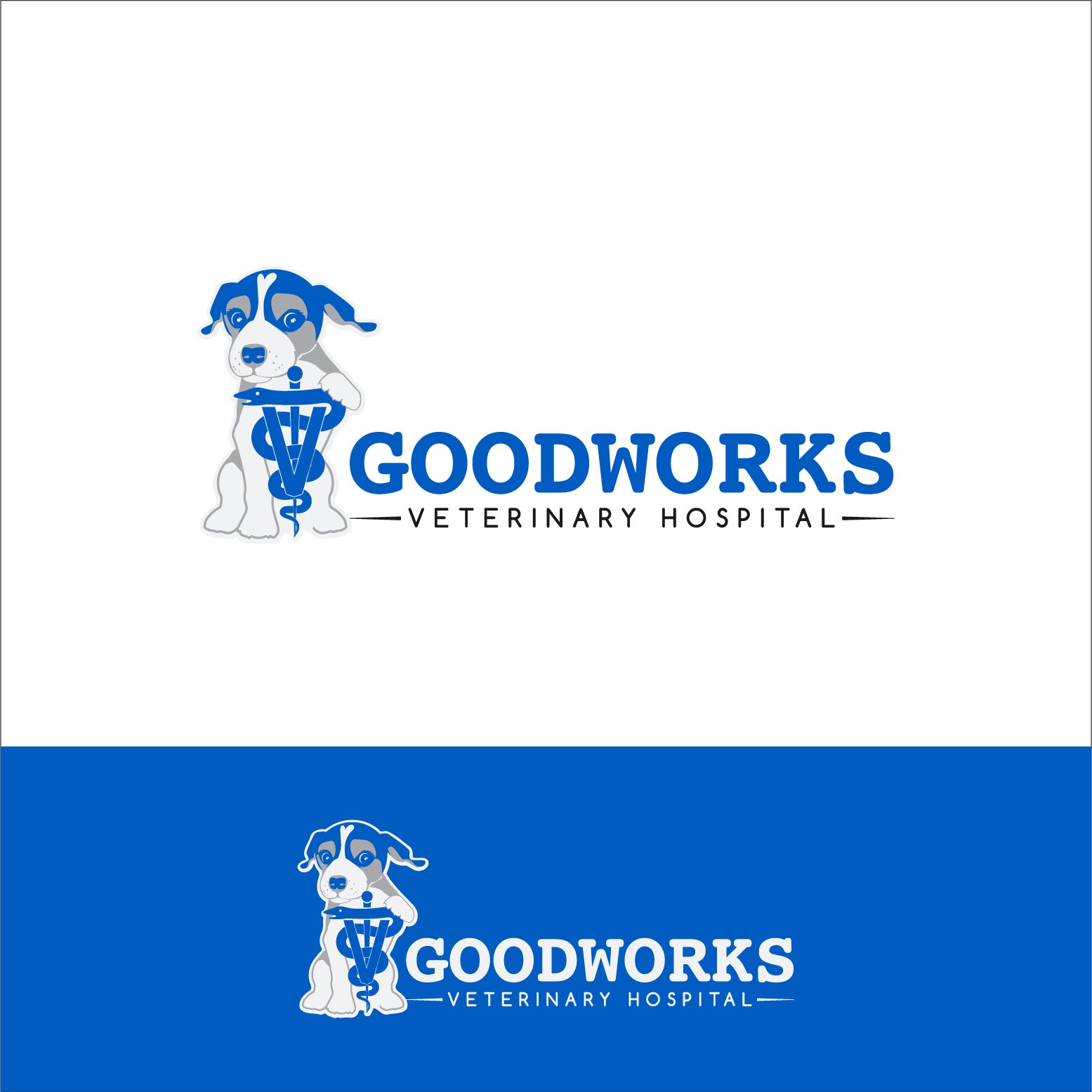 Veterinary Hospital needs your creative help for an eye catching logo!