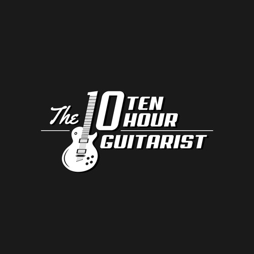 The Ten Hour Guitarist Logo
