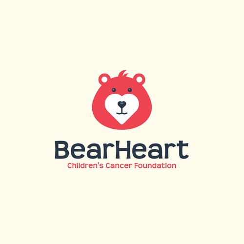 logo design for children's cancer foundation