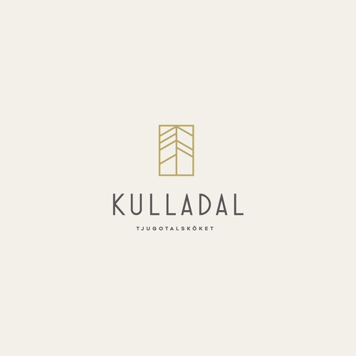 Logo for premium kitchen brand