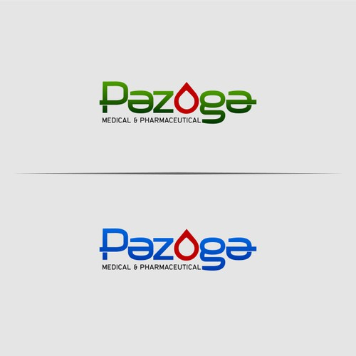 Help PAZOGA with a new logo