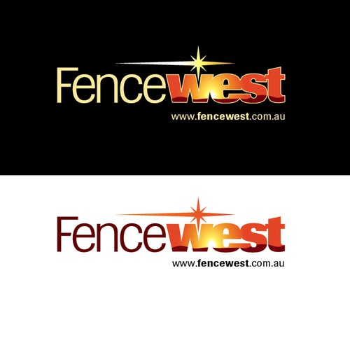 Logo required for fencing company