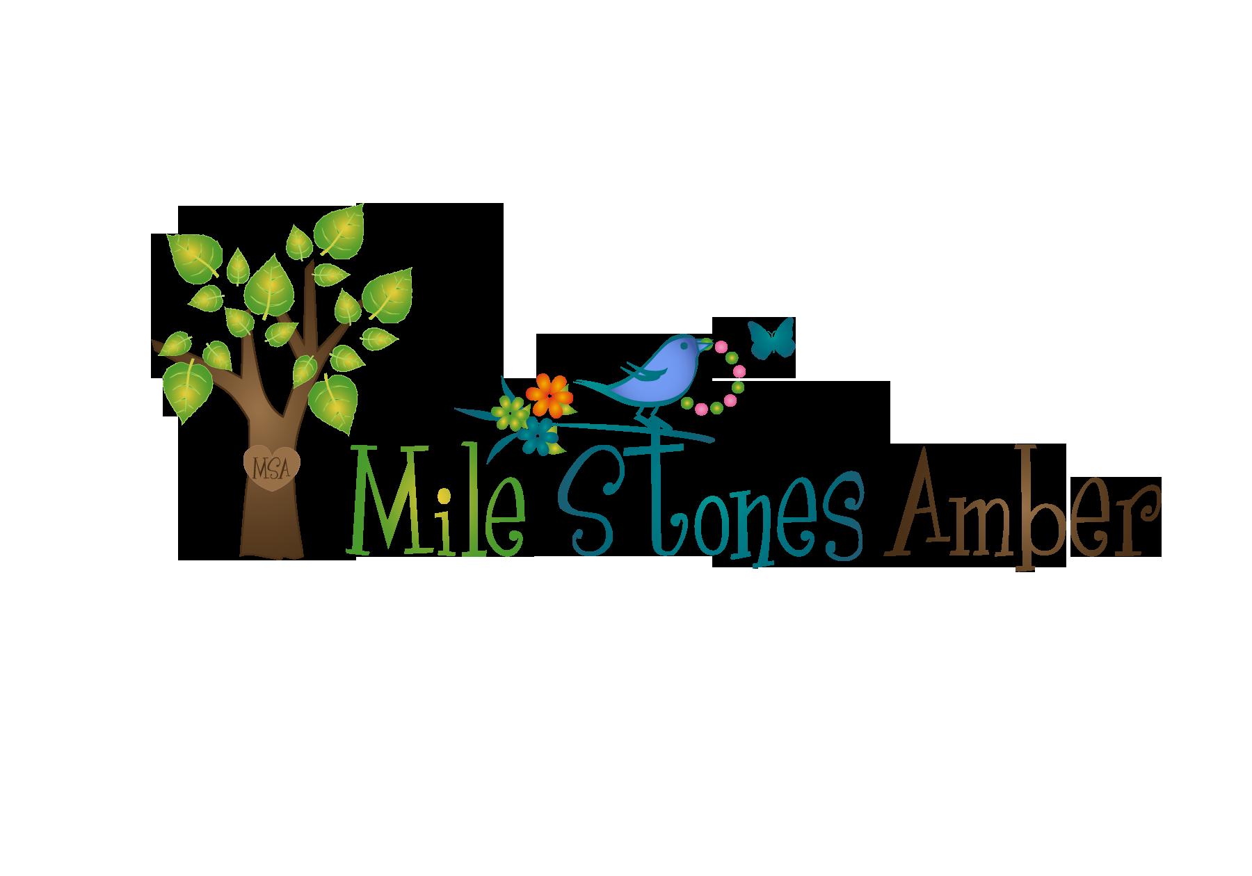MIle Stones Amber needs a new logo