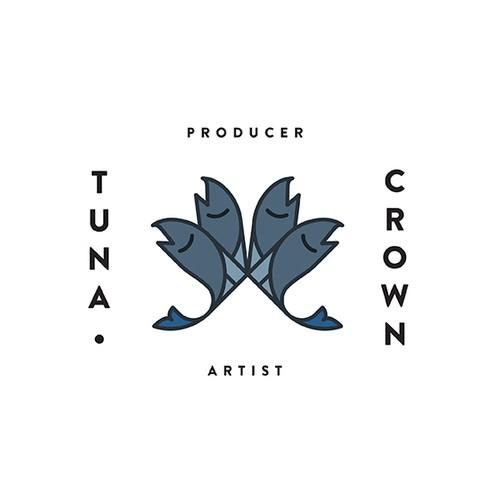 Design a logo for Tuna Crown