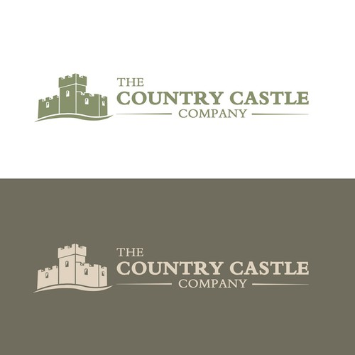 Logo for Country Castle