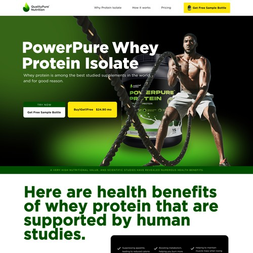 Whey Protein Store