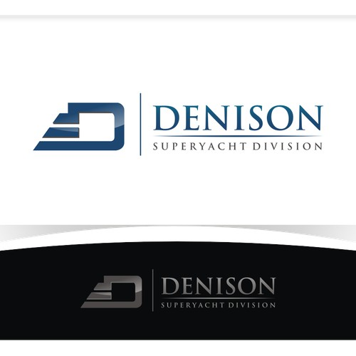 Create the next logo for Denison superyacht division
