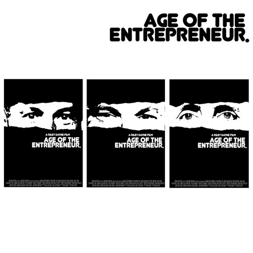Age of the Entrepreneur.