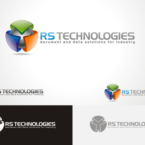 Create the next logo for RS Technologies LLC